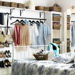 шторы в гардеробную идеи варианты