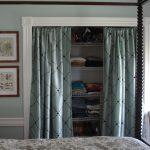 шторы в гардеробную оформление фото