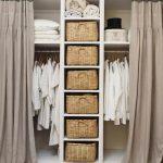шторы в гардеробную вместо дверей фото декора