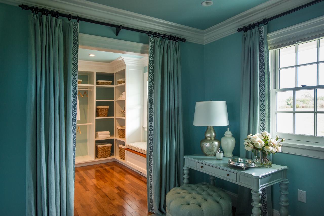 шторы в гардеробную вместо дверей идеи