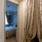 шторы в гардеробную вместо дверей варианты идеи