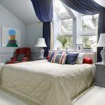шторы в спальне идеи варианты
