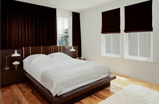 шторы в современном стиле фото оформление
