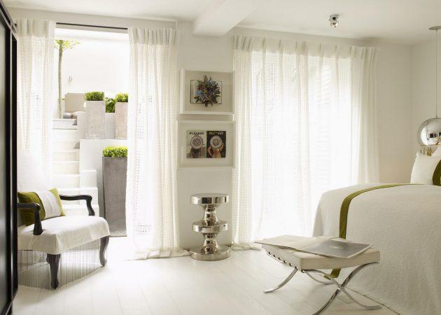 шторы в современном стиле фото варианты