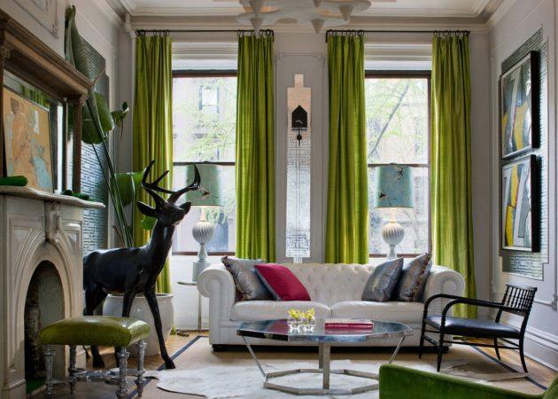шторы в современном стиле идеи декор