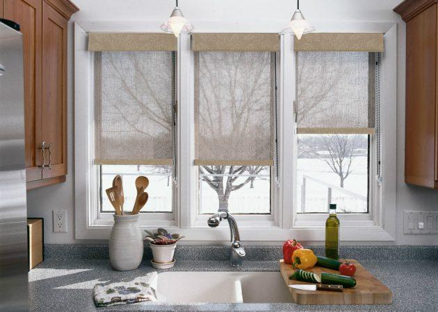 шторы в современном стиле варианты фото