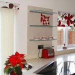 шторы для кухни фото идеи