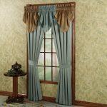 как сшить шторы своими руками в гостиную