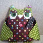 сова подушка фото дизайн