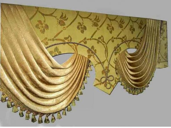 бандо шторы аксессуары