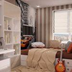 шторы в комнату подростка мальчика стильные