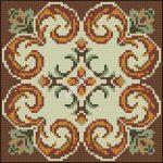 вышивка подушек крестиком схемы фото