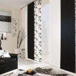 японские шторы фото декор