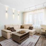занавески в гостиной дизайн фото