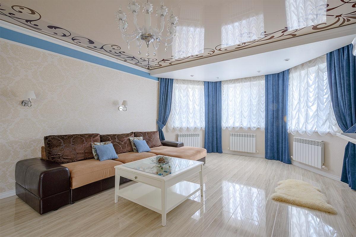 шторы в гостиную фото дизайна