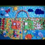 развивающий коврик для детей идеи