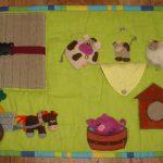 развивающий коврик для детей малышей