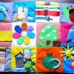 развивающий коврик для детей с рождения