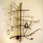вешалка из дерева своими руками фото виды