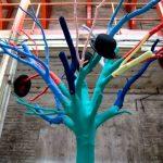 вешалка из дерева своими руками виды оформления