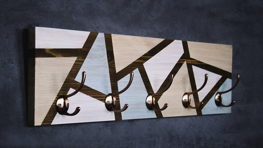 вешалка из дерева своими руками идеи дизайн