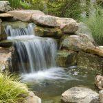 водопад своими руками декор фото