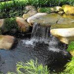 водопад своими руками фото оформление