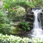 водопад своими руками фото оформления