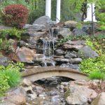 водопад своими руками идеи декор