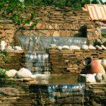 водопад своими руками идеи декора