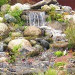 водопад своими руками варианты фото