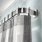 алюминиевые карнизы для штор оформление