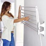 электрическая сушилка для белья на балкон