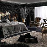 прикроватные классические коврики для спальни готика