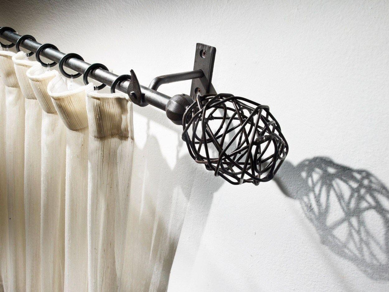 алюминиевые карнизы для штор декор идеи