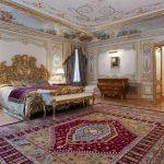 прикроватные классические коврики для спальни барокко