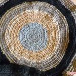 вязаные коврики крючком фото