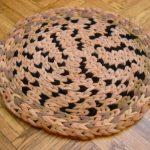 вязаные коврики крючком фото декора