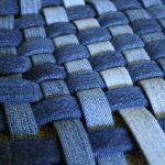 коврик из старых джинсов своими руками фото оформление