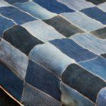 коврик из старых джинсов своими руками идеи декора