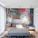 прикроватные классические коврики для спальни фото оформление