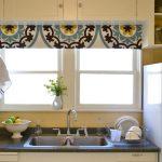 ламбрекены для кухни фото дизайна