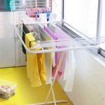 напольная сушилка для белья на балкон