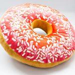 подушка пончик фото дизайн