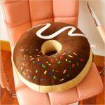 подушка пончик идеи виды