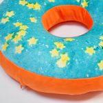 подушка пончик оформление фото