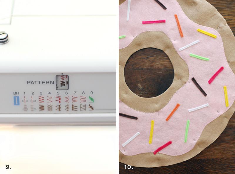 подушка пончик своими руками фото дизайна