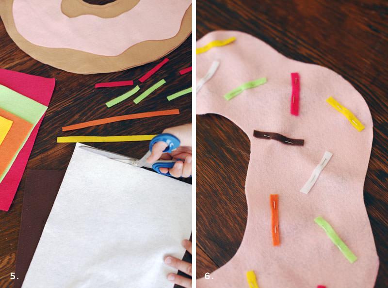подушка пончик своими руками идеи дизайн