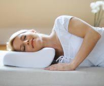 подушка с эффектом памяти фото оформление