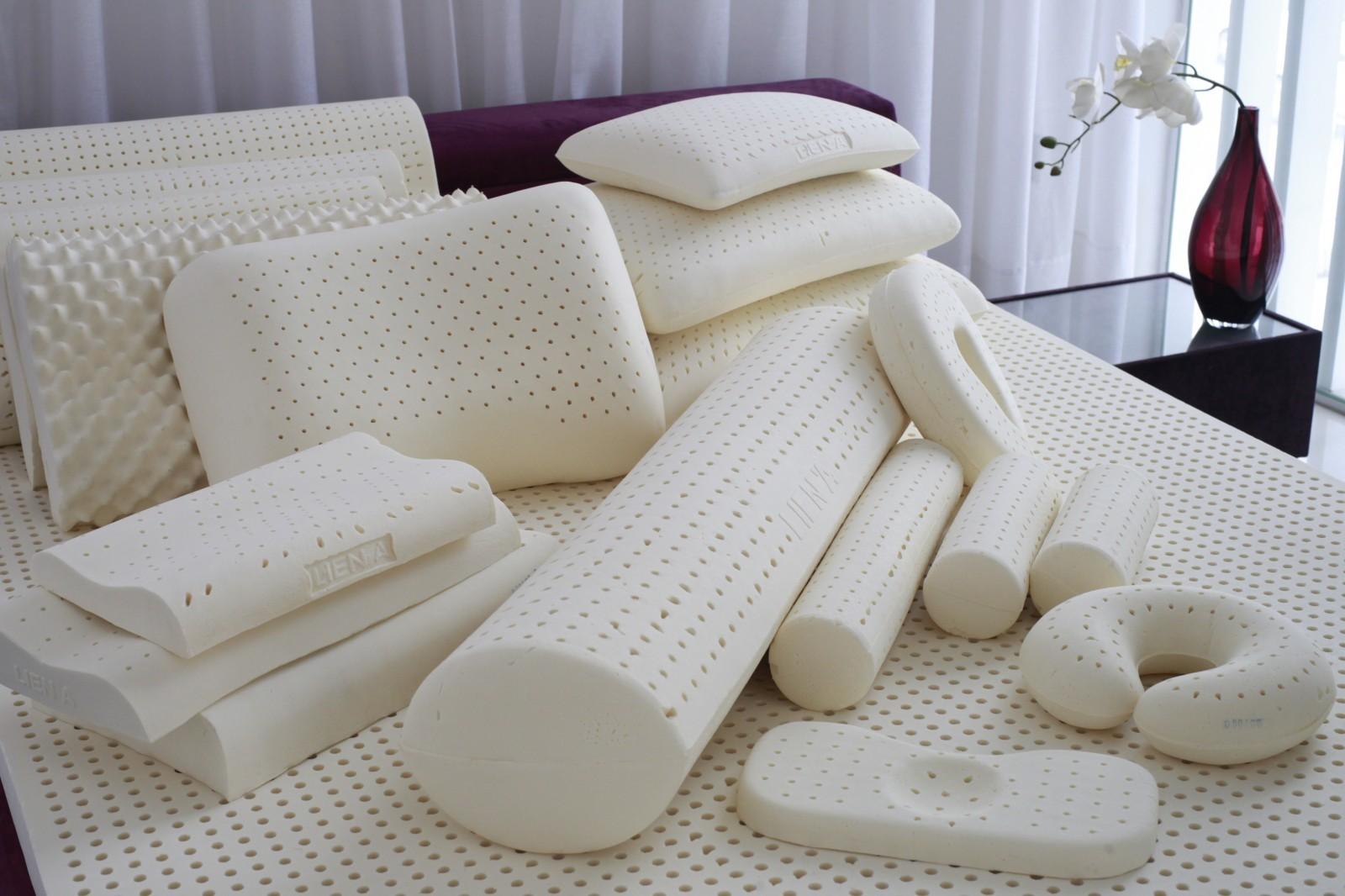 подушка с эффектом памяти варианты фото